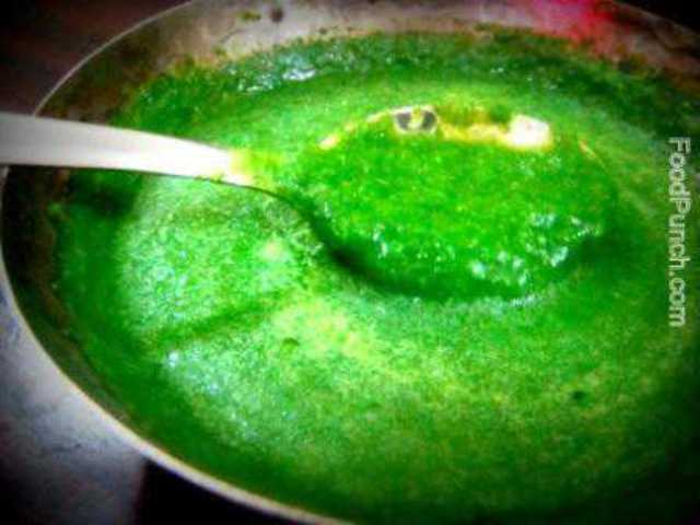 Coriander, green, chutney, sauce, fresh, side dish, add-ons, dressing, indian, vegetarian, snacks
