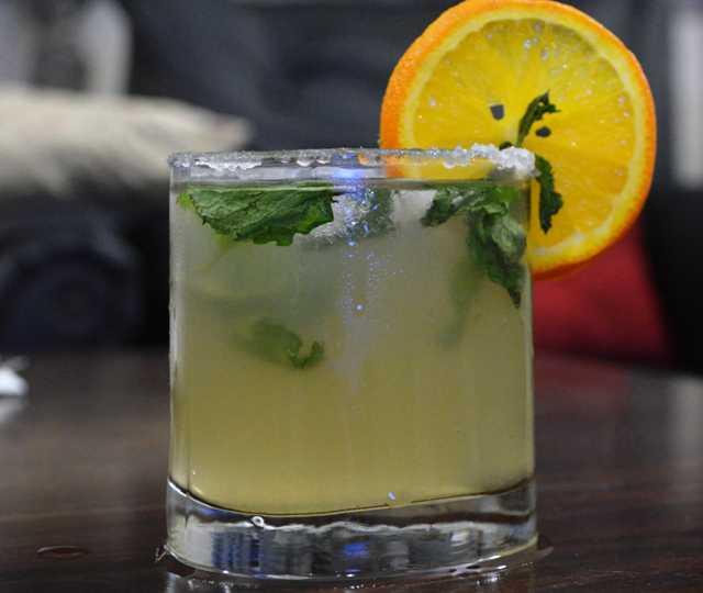 Lemon Mint Drink Recipe