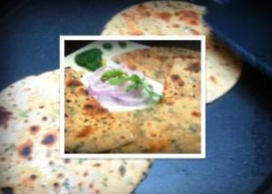 pudina, paratha, indian , mint, bread, recipes, cooking, mint flavor, veg recipe, vegetarian