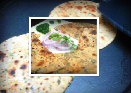 pudina, paratha, indian , mint, bread, recipes, cooking, flavor