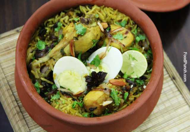 Chicken biryani recipe foodpunch chicken recipechicken biryani indian recipe chicken leg biryani indian biryani forumfinder Image collections