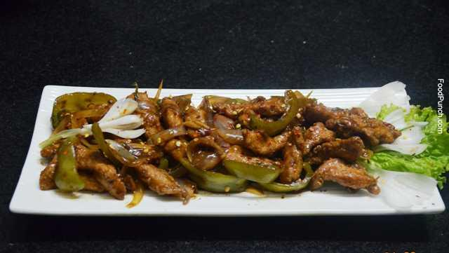 Chinese, Chili, Chicken, recipe, snack, starter, non-veg, non-vegetarian