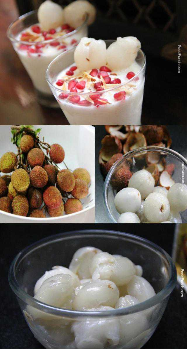 frozen yogurt, frozen yoghurt, lychee, litchi, lichi, dessert, sweet dish, recipe, recipes, litchi recipes. lychee recipe