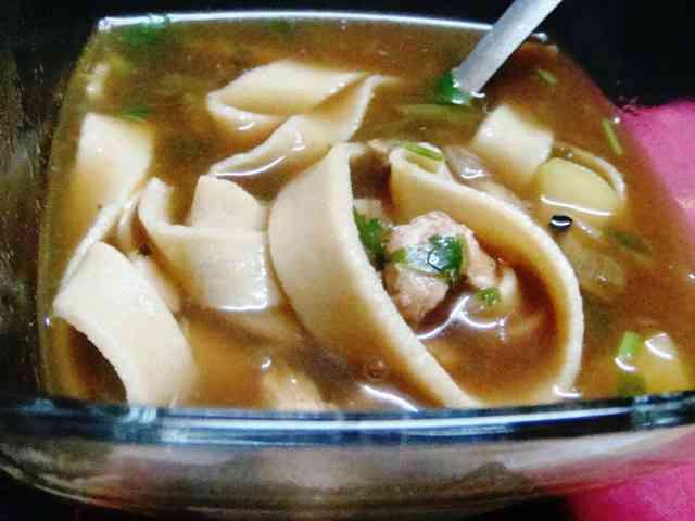 chicken, spicy, thupka,thukpa, soup, guilt, free, glutton,sikkimies, Sikkim,Tibetan, recipe, starter