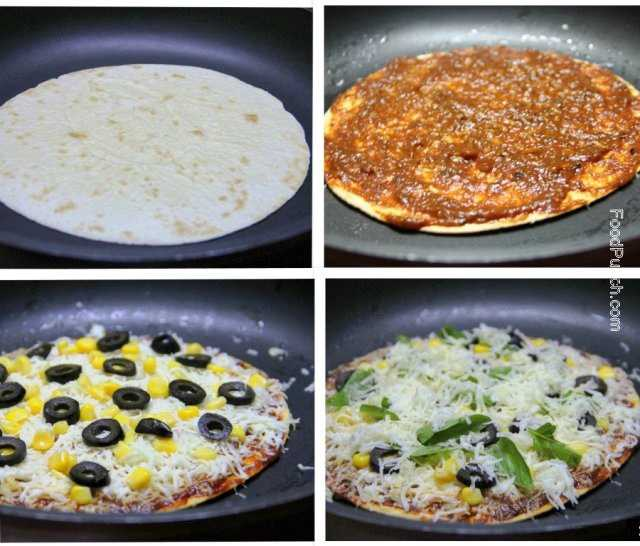Thin crust pizza recipe, pizza recipe, double cheese pizza, thin crust pizza base, tortilla pizza, tortilla base pizza recipe, pan pizza recipe, recipes, veg pizza , snacks recipe, vegetarian recipe