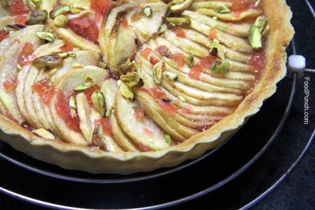 apple tart, green apple tart, french apple tart, apple pie, French dessert, fruit tart, sweet dish, dessert recipe, recipes, tart, sweet tart, fruit dessert