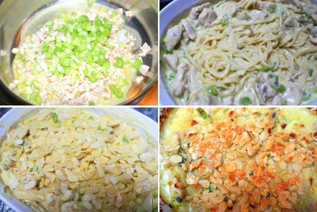 creamy chicken pasta, cheese pasta, creamy chicken baked spaghetti, creamy spaghetti, baked pasta recipe, chicken spaghetti recipe, creamy spaghetti recipe