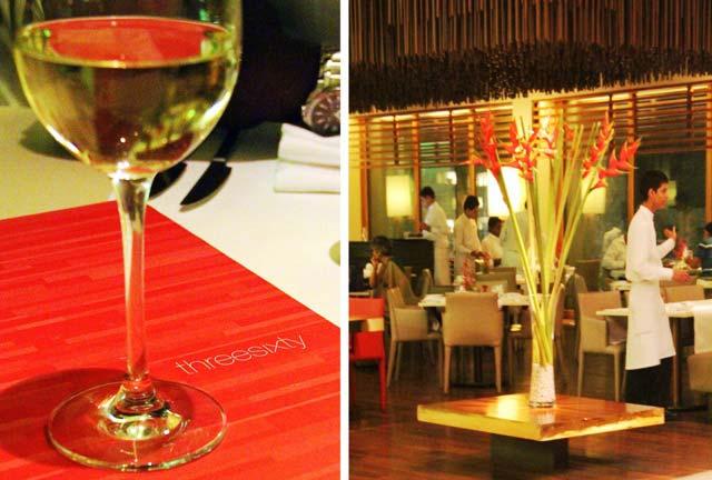 ThreeSixtyDegree review, restaurant review, 360 oberoi, delhi restaurant review, Three Sixty Degree Oberoi delhi, delhi fine dine restaurant, best all day restaurant in delhi, delhi's 5 star restaurant