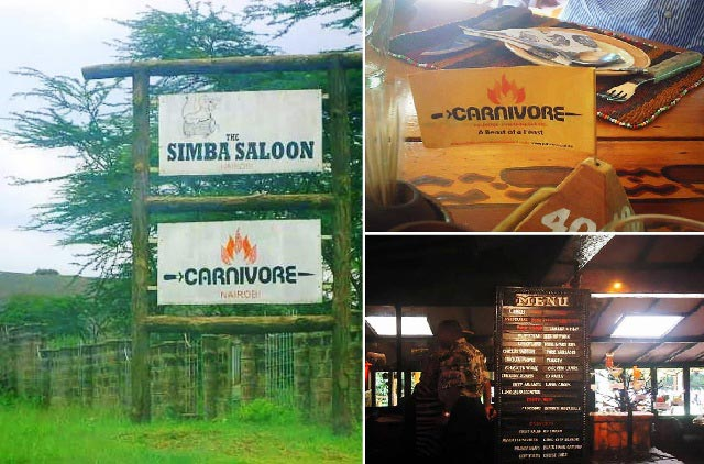 carnivore restaurant Nairobi, carnivore theme restaurant, paleo style food, kenya food, kenya restaurants. carnivore kenya, restaurant review,  places of attraction in Kenya, theme restaurant Nairobi