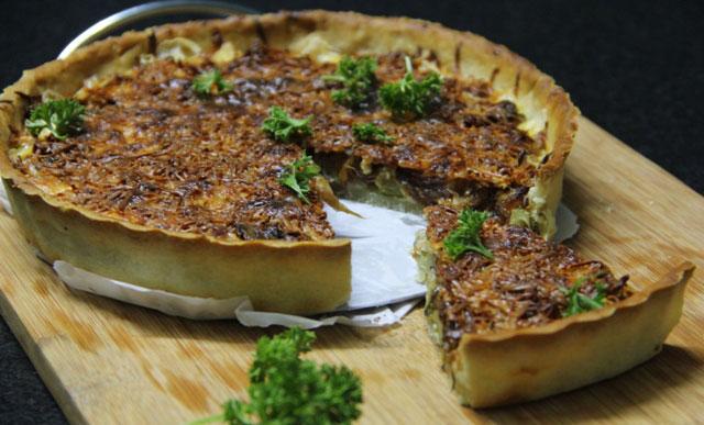 easy summer savory tart yield 6 5 inch tarts savory summer tarts ...