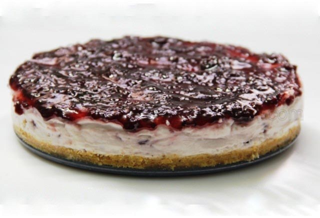 blackberry cheesecake recipe, cheesecake recipe, blueberry cheesecake ...