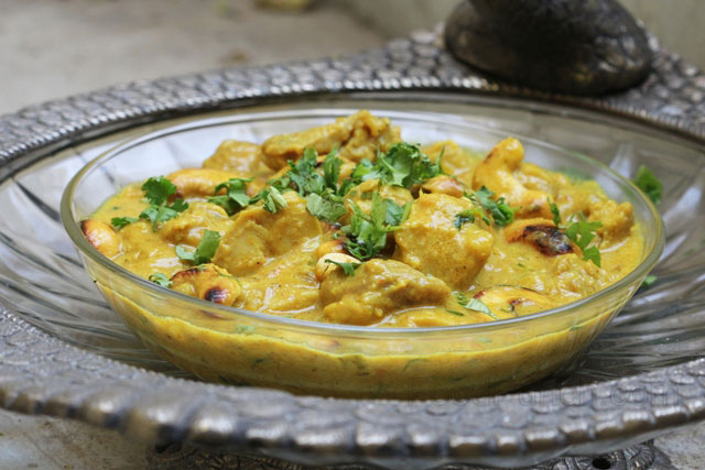 Boneless Chicken Recipes In White Curry Recipe Indian Summer