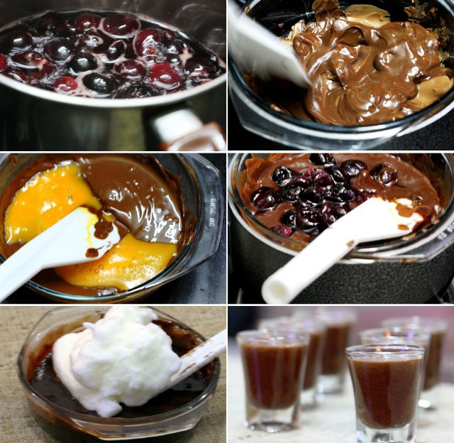 Wine-Soaked Autumn Pudding Recipe — Dishmaps