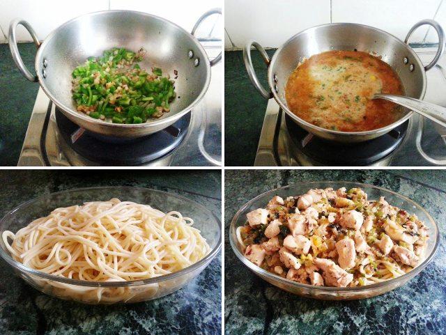 baked spaghetti recipe, baked pasta recipe, classic baked chicken spaghetti, cream and pasta recipe, pasta dish, baked meal, pasta, spaghetti recipe