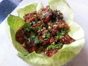 Vegetable Manchurian recipe, veg chinese manchurian, amnchurian , dry manchurian, dry snacks, dry Chinese snacks recipe, snacks recipe
