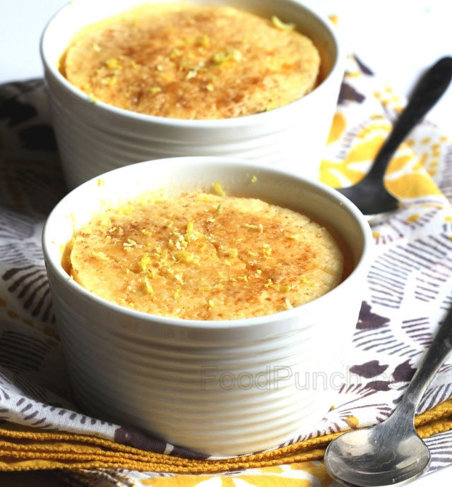 Lemon pudding, lemon dessert, lemon and vanilla puds recipe, lemon and vanilla dessert, summer dessert, lemony pudding, lime pudding, pudding recipe, desserts