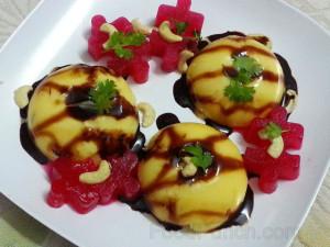 jelly with pudding, jelly recipe, dessert recipe, desserts, pudding with jello, modeled pudding with jello, custard pudding recipe, pudding recipe,