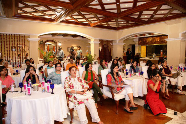 A Sense for Spice, Konkani-Cuisine-by-Tara-DeshPande-Tennebaum, Tara deshpande book, culicnary club by imperial event,  book launch at the imperial, cook book launch, tara deshpandey's cook book, konkani cookbook, best konkani recipe book, recipe books to collect, afternoon with tara deshpande, konkani lunch at Imperial delhi
