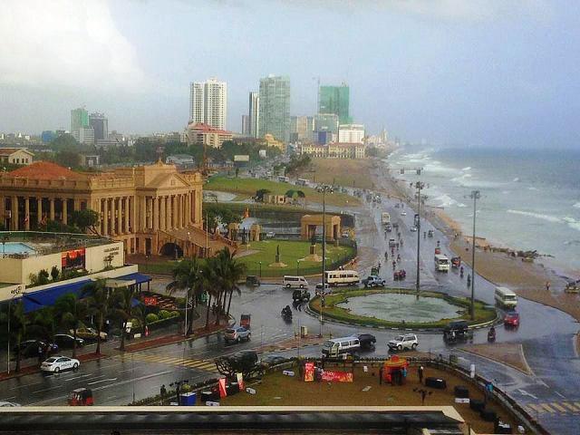 Colombo Srilanka S Colonial Heritage