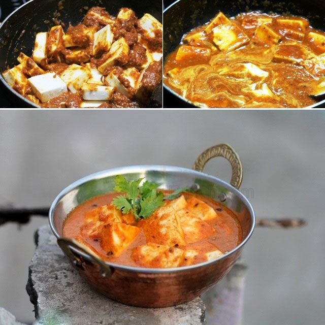 paneer butter masala recipe, paneer recipe, indian cottage cheese recipe, indian gravy, indian vegetarian gravy, indian main course, cottage cheese curry, north indian food, north indian recipe, restaurant style paneer butterr masala, indian thick gravy dish, indian succulent cheese dish, punjabi recipes