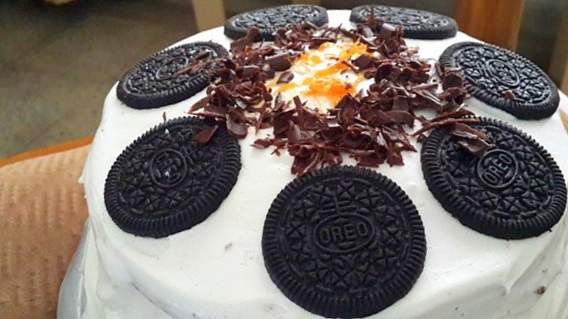 chocolate oreo cake recipe, oreo cake recipe, chocolate layered cake, easy step by step cake recipe, chocolate cake, baking, cake making, homemade cakes, chocolate cake with cookie cream frosting, homemade cream frosting cake, cakes, birthday cake, chocolate recipe, bakes