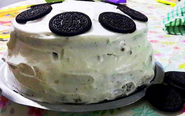 oreo cake recipe, oreo cake recipe, chocolate layered cake, easy ...