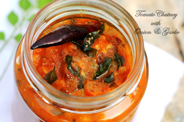 Tomato chutney recipe foodpunch - Chutneys indian cuisine ...