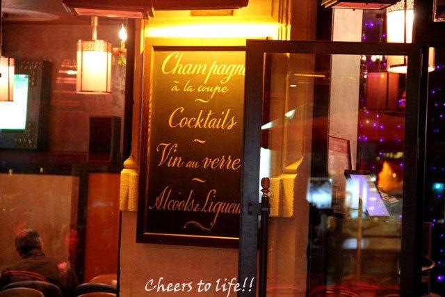 food in paris, paris travel, paris cafes