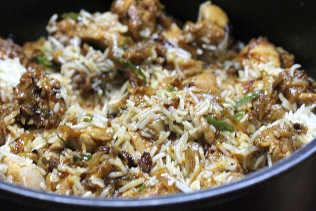 Awadhi boneless chicken biryani recipe foodpunch chicken biryani awadhi biryani lucknowvi biryani boneless chicken recipe forumfinder Images