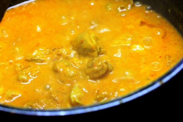 Chicken korma recipe foodpunch chicken korma recipe chicken recipe chicken in thick indian style gravy forumfinder Image collections
