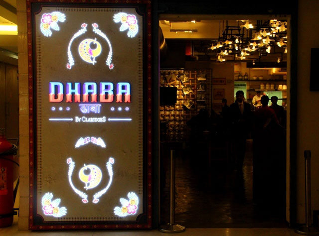 review of dhaba by clariges saket delhi, north indian restaurant in delhi, delhi restaurant, Dhaba by claridges