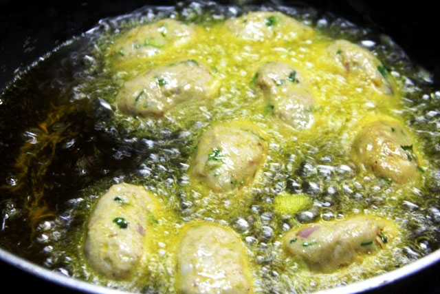 Jackfruit Kofta Curry Recipe, jackfruit curry recipe, jackfruit recipe, indian curry, kofta recipe