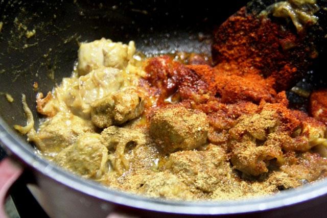 Rogan josh recipe, mutton rogan josh, lamb rogan josh, mutton recipe, mutton curry