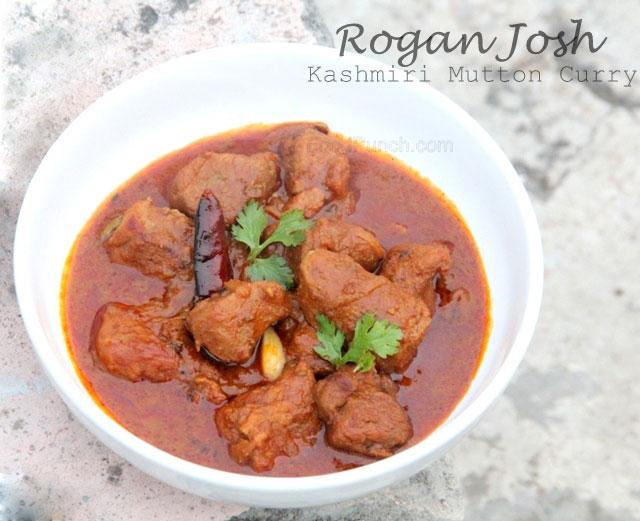 Rogan Josh Recipe