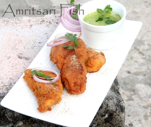 Amritsari fish recipe foodpunch for Amritsari cuisine