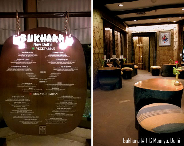 Bukhara Delhi, Bukhara restaurant review, India's best restaurant