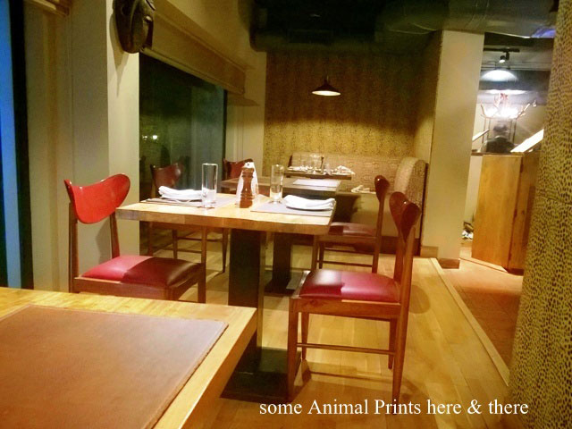 Uzuri Deck and Dining, Delhi, review uzuri, african food in delhi