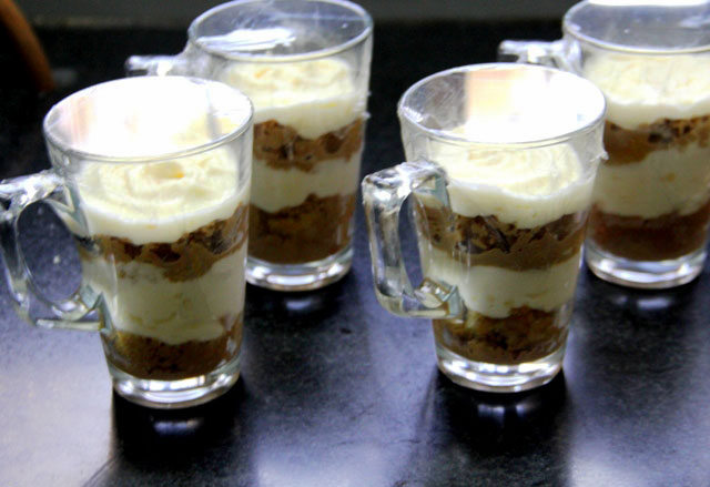 Irish Cream Tiramisu Cups Recipe, Tiramisu recipe, Baliey's recipe ...