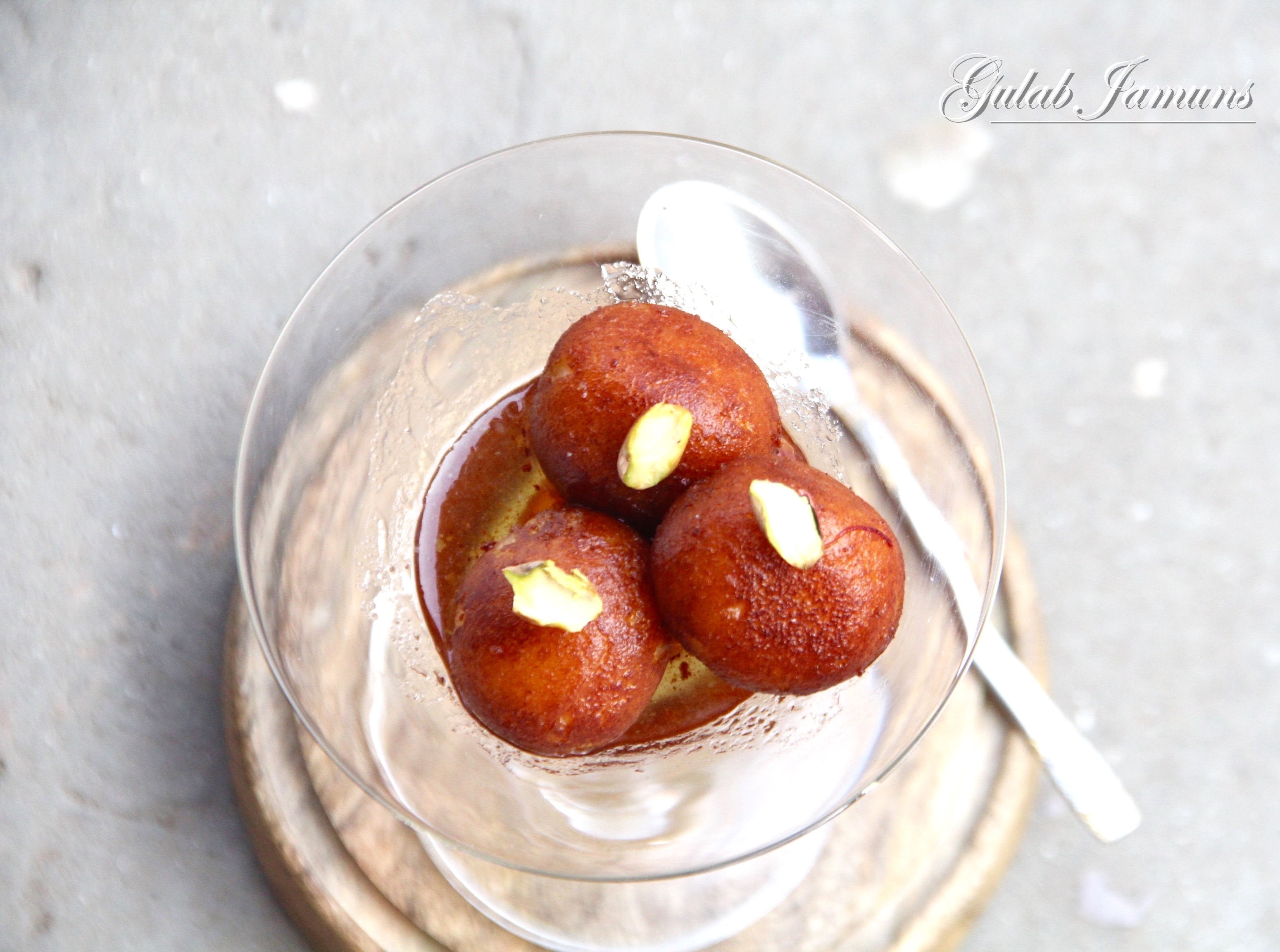 Gulab Jamuns, Indian Sweets, made at home