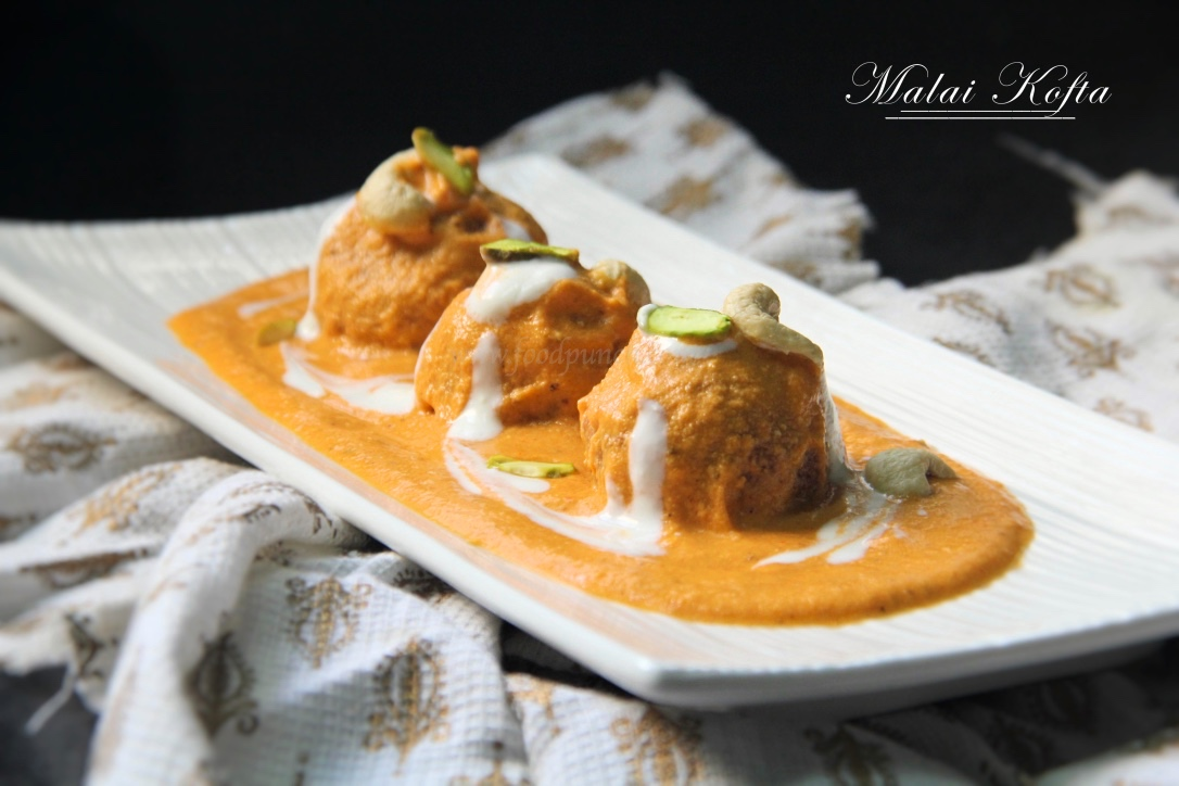 How to make Malai Kofta . Indian malai kofta