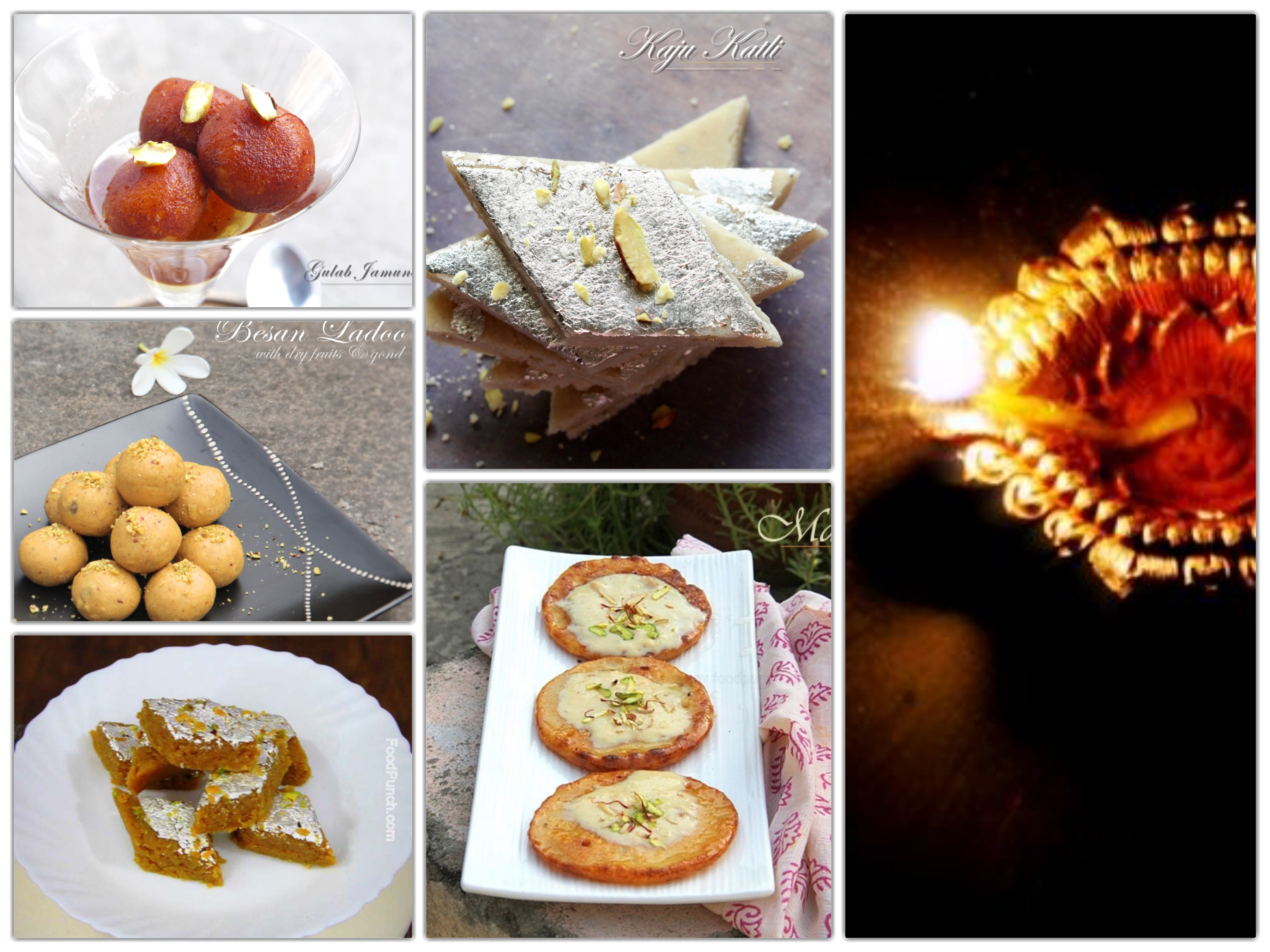 Top 5 quick and easy Diwali Sweets