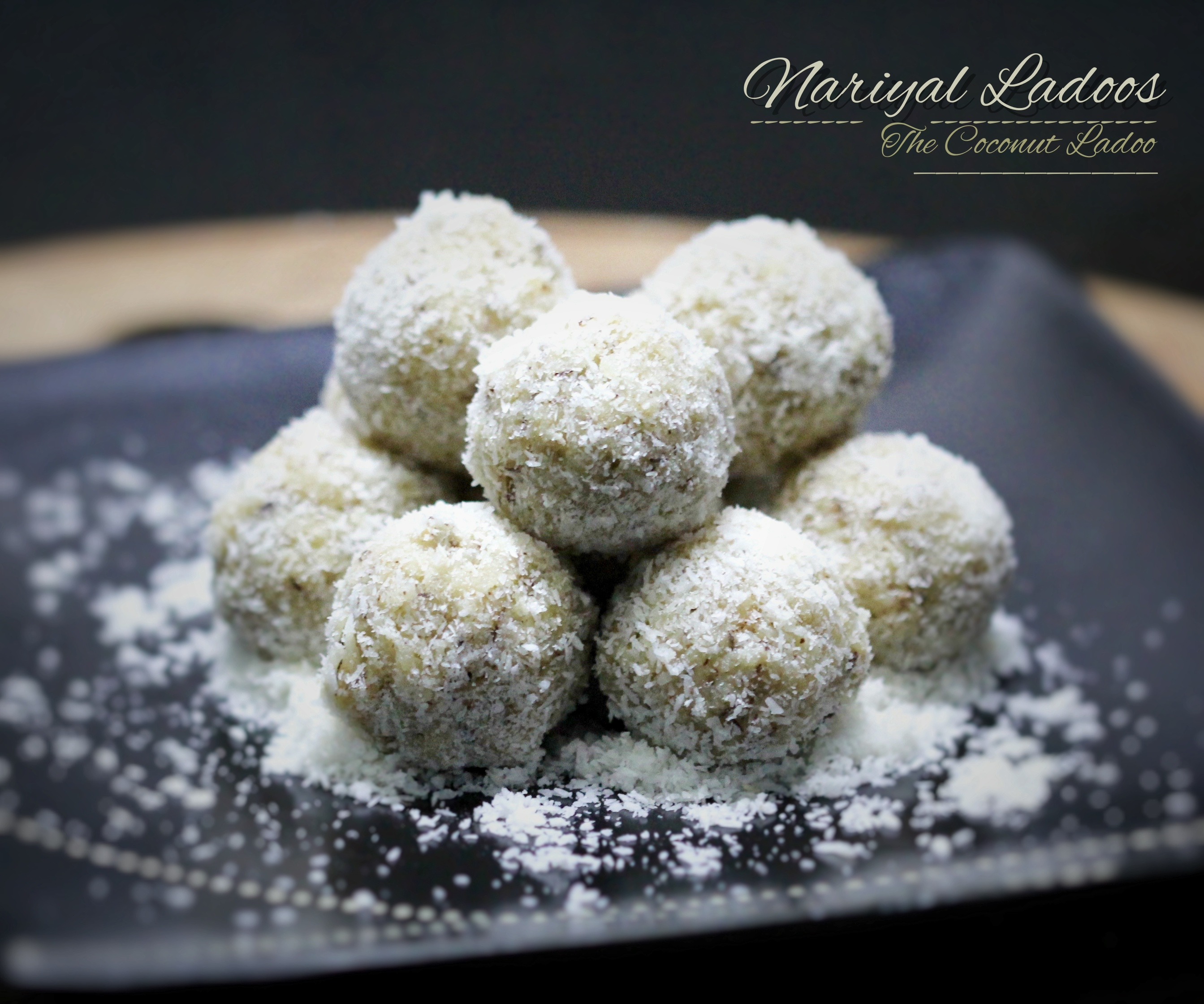 coconut ladoo recipe by FoodPunch